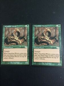 NM! x4 ** Mtg Magic Urza/'s Saga ** 4x Argothian Elder