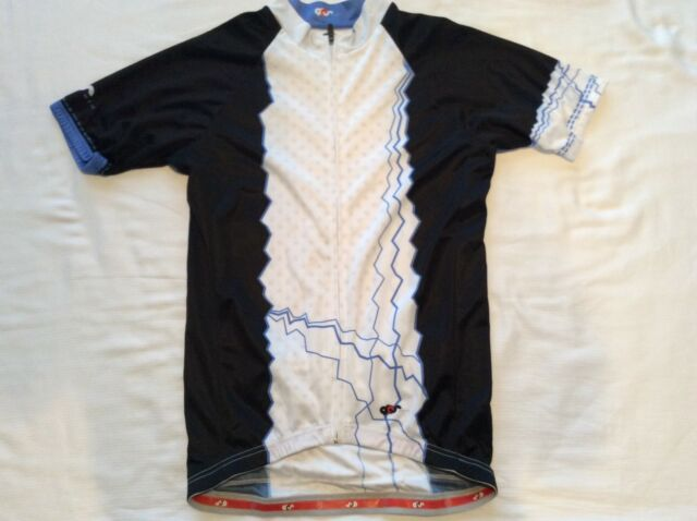 GOS Ladies S/S Cycling Jersey - Full Zip - Size L (34