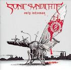 Only Inhuman by Sonic Syndicate (CD, May-2007, Nuclear Blast (USA))
