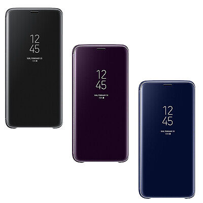 Clear View Stand Cover Samsung Galaxy S9 Plus Unboxing - YouTube
