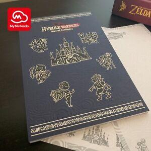 Hyrule Warriors Age Of Calamity Memo Pad My Nintendo Rewards Legend Of Zelda