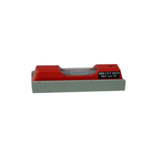 0,05mm//m Wasser Waage Präzisionswasserwaage Marken Präzisions Wasserwaage 10cm