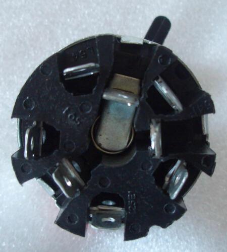 2-Kreis Blinkerschalter mit Kontrolleuchte Griff Traktor Schlepper Hebel   50329