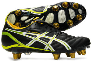 Asics 8 2 Rugby St Boots Uk Bnib 9 Lethal Taglie Warno 6arBwqPx6