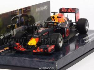 Red Bull Rb12halo Test Essais Libres Pratique Gp Belgique 201 1:43 Minichamps 417160903
