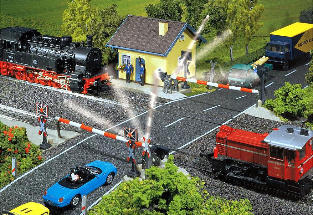 venta al por mayor barato Faller 120171 h0 beschrankter ferroviario ferroviario ferroviario de transición con motor + + nuevo con embalaje original + +  Todos los productos obtienen hasta un 34% de descuento.