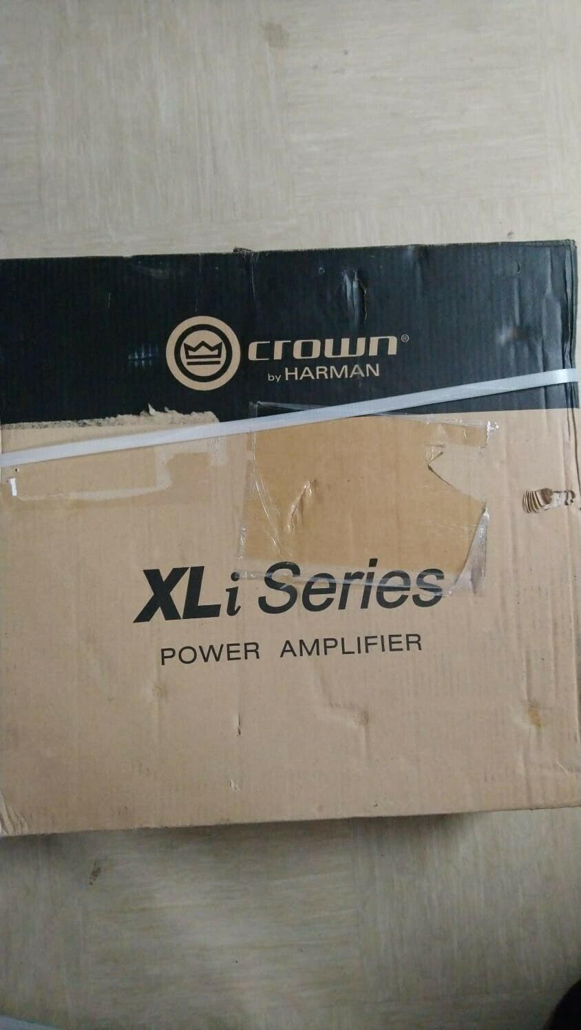 Crown LXI 1500 Power Amp
