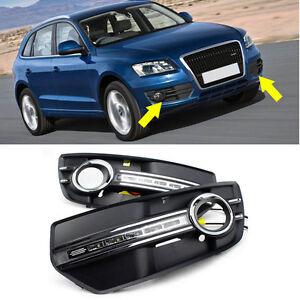2pcs-White-DRL-Daytime-Running-Lights-LED-Front-Fog-Lamps-for-Audi-Q5-2009-2012