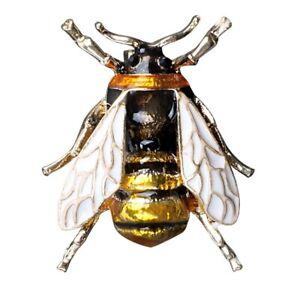 Suess-Biene-fliegendes-Insekt-Brosche-Zubehoer-der-Kleidung-Emaille-Broschen-2I