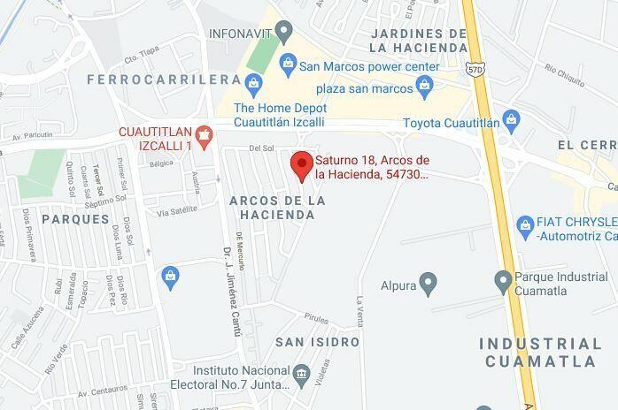 REMATE BANCARIO CASA ARCOS DE LA HACIENDA CUAUTITLAN IZCALLI