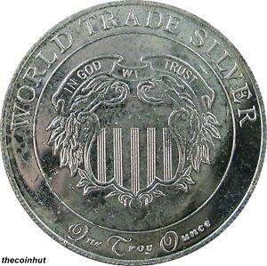1-oz-999-Fine-Silver-American-Argent-Mint-LTD-Art-Round-Very-Rare-CH5162