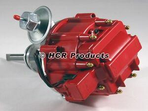 Chrysler-Polysphere-V8-HEI-Ignition-Conversion-Distributor-277-301-318-354-Dodge