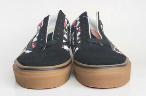 6ff8605d2b4806 Vans Old Skool Checker Cherries Gum Sole Black VN0A38G1QTL Size 6 ...