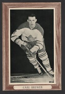 1964-67-Beehive-Group-III-Toronto-Maple-Leafs-Photos-157-Carl-Brewer