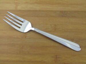 Oneida-Radius-Cold-Meat-Fork-8-3-8-034-VGC-Stainless-Flatware-Silverware