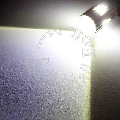 2x 3157 3156 WHITE CREE CANBUS 5-SMD LED BRAKE STOP TAIL  LIGHT BULB 12V-24V S