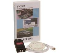 Fiat Alfa Lancia FI-COM Diagnose Software Interface OBD2 OBD Diagnosegerät FiCOM