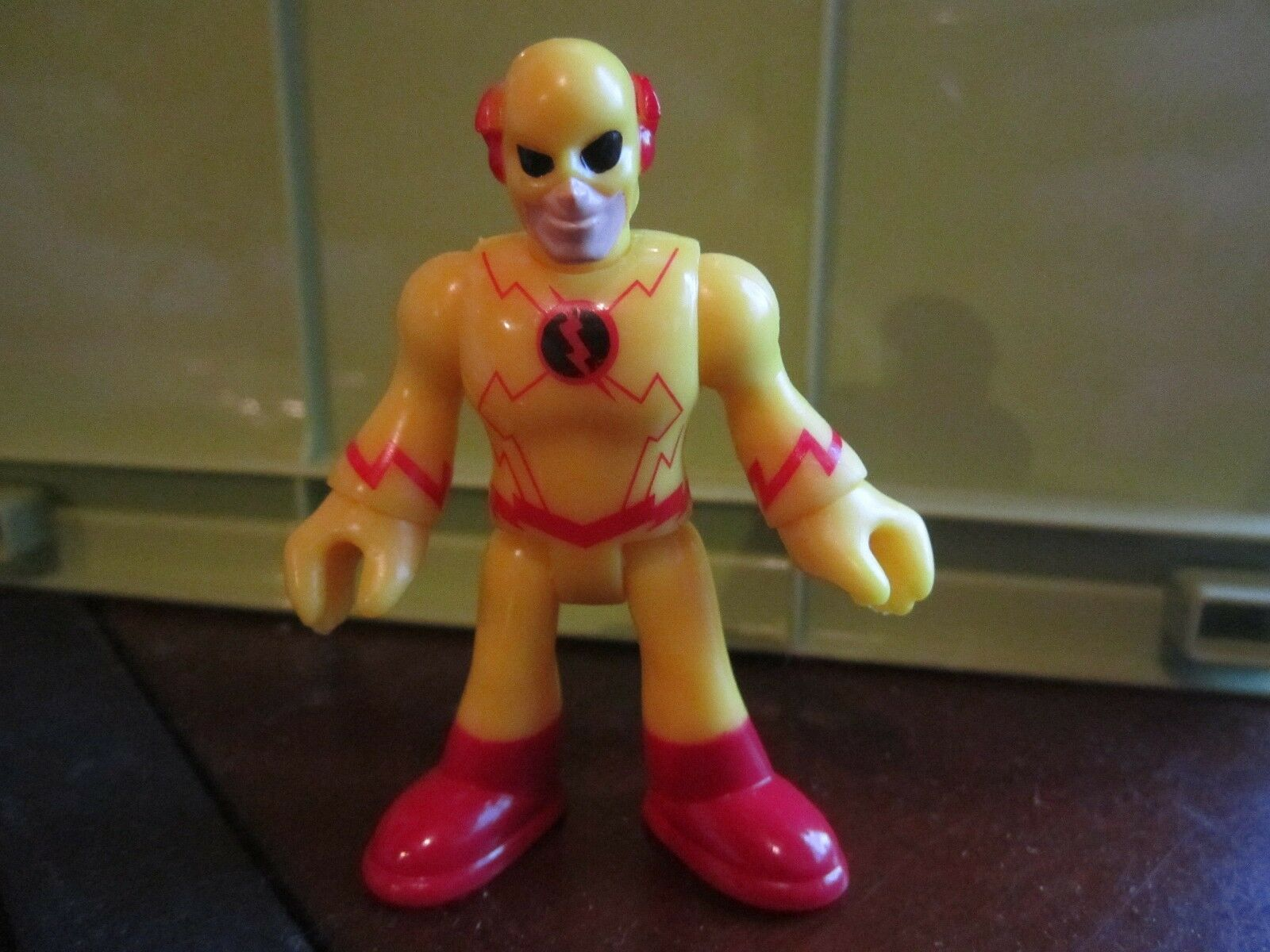 Target Fisher Price Imaginext Justice NEW Super Friends Dr. Zoom Reverse Flash