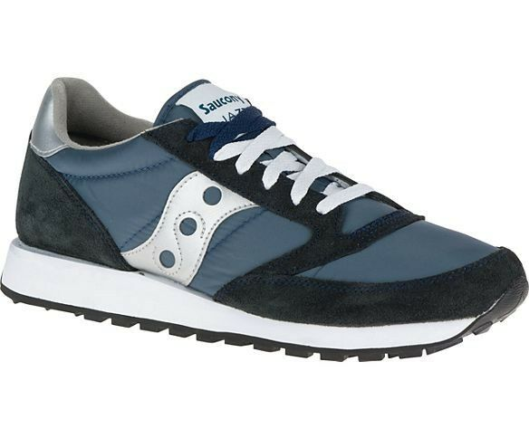 Saucony Men's Jazz Original Vintage Trainers, bluee - Size 9.5