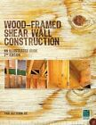 Wood-Framed Shear Wall Construction--An Illustrated Guide by Thor Matteson (Paperback / softback, 2011)