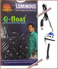 Luminous E-Float Electrolyte Level Indicator For Any Inverter Battery