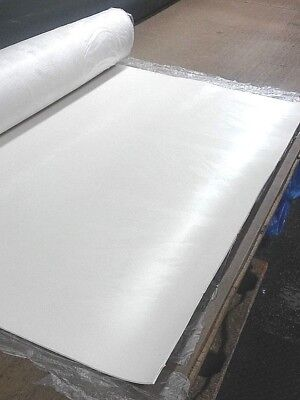 "White FDA Nitrile Rubber Sheet 1//16/"" Thick x 6/"" x 12/"" Strip 60A Duro"