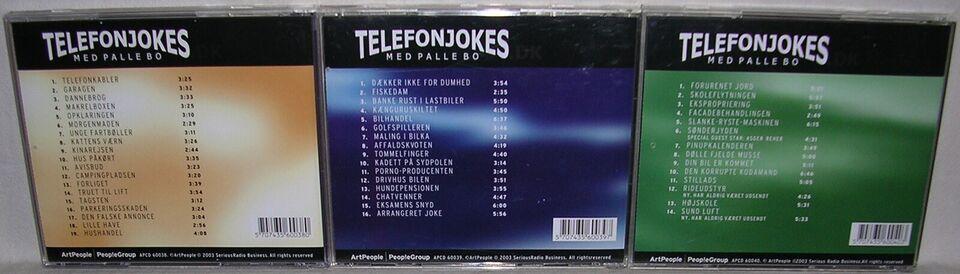 Palle Bo: Telefonjokes, folk