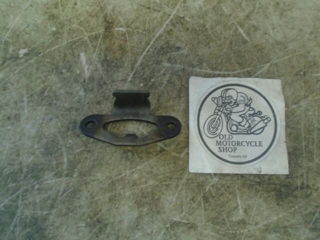 NORTON COMMANDO GEAR SHIFT STOP PLATE OEM 04-0052