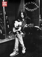 Neil Young Greatest Hits Sheet Music Easy Guitar With Notes And Tab Ea 000702228