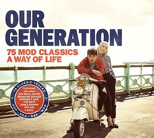 OUR-GENERATION-75-MOD-CLASSICS-NEW-SEALED-3CD-HITS-FROM-THE-60-039-s-70-039-s-80-039-s-ETC