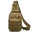 miniature 14 - Mens Backpack Molle Tactical Sling Chest Pack Shoulder Bag Outdoor Hiking Travel