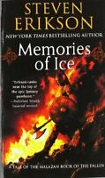 Memories Of Ice (the Malazan Book Of The Fallen, Book 3) By Steven Erikson, (mas on sale