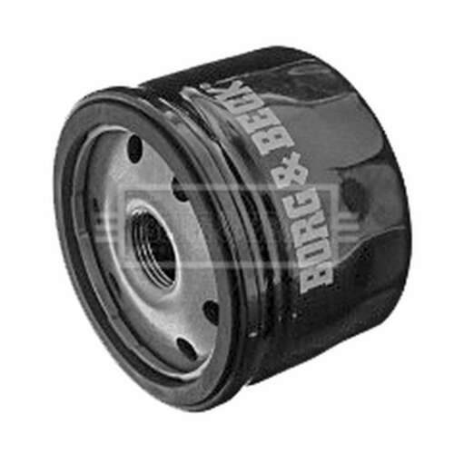 Fits Nissan Micra K12 1.5 dCi Borg /& Beck Screw-On Spin-On Engine Oil Filter