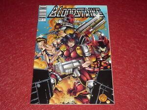 [ Bd Comics Cuadros USA] Bloodstrike #20-1995