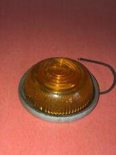 Dietz 77-532 Replacement Amber Marker light Lens New SAE-P1-62 RV