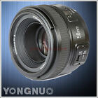 Yongnuo 50mm F1.8 1:1.8 Standard Prime Lens AF / MF Auto Manual Focus for Nikon