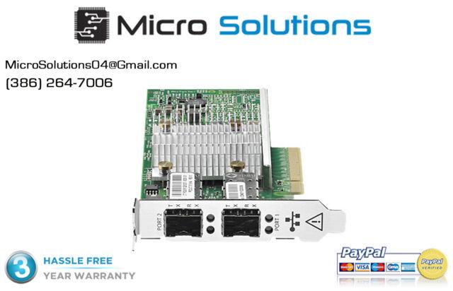 Network Adapter HP 652503-B21 10GB Ethernet 530SFP