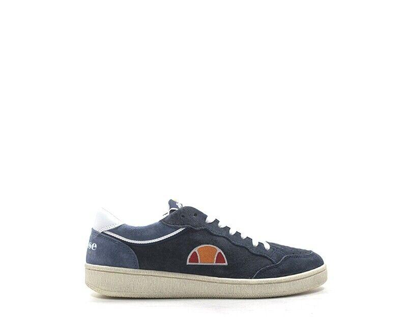 zapatos ELLESSE Homme azul Cuir recouverde,en daim EL82441-04