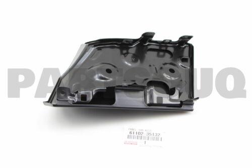 6110235132 Genuine Toyota PANEL SUB-ASSY 61102-35132
