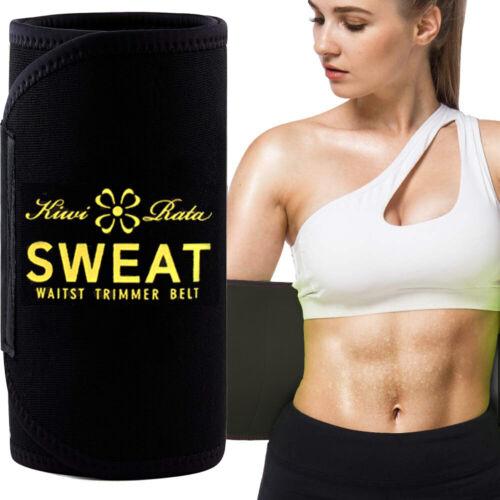 Latex Waist Trainer Corset Body Shaper Cincher Neoprene Sauna Sweat Shapewear UK