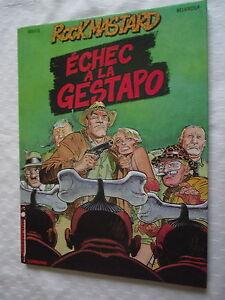 ALBUM-BD-ROCK-MASTARD-ECHEC-A-LA-GESTAPO-NOIR-ET-BLANC-1ere-edition