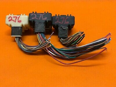 wiring harness plug connector 01 dodge ram truck ecm ecu module pcm  56040276ad | ebay  ebay