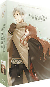 ★ Spice and Wolf ★ Intégrale 2 Saisons - Collector Limitée [Blu-ray] + DVD