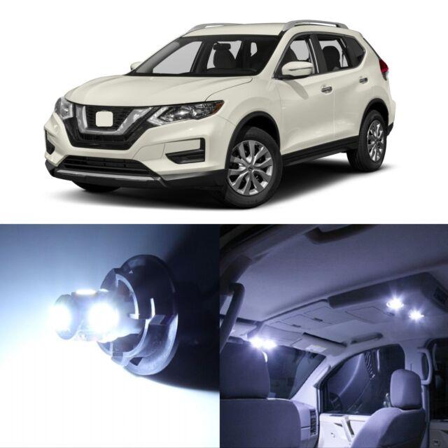 2014 Nissan Sentra Interior: 11 X Xenon White LED Interior Light Package Kit For Nissan
