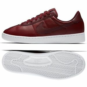New Bruin 845056 Men's Red Nike White 601 Leather Shoes 10 Sz 5j34qcLAR