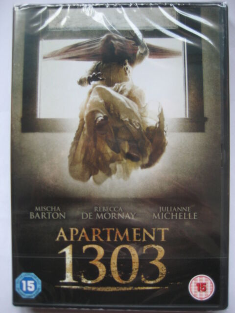 Apartment 1303 Dvd 2017 Horror New Sealed Region 2 Pal