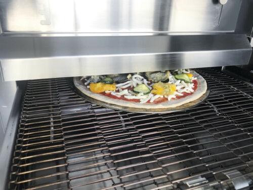 Prismafood C//50 Gas Kettenbandofen Pizzaofen Tunnelpizzaofen Durchlaufofen