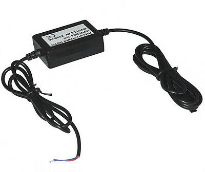 12V-24V Hard-wired Car Charger Car Battery Adaptor for 12pin TK102B GPS Tracker