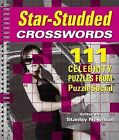 Star-Studded Crosswords: 111 Celebrity Puzzles from Puzzlesocial by Puzzle Social, Puzzlesocial (Spiral bound)