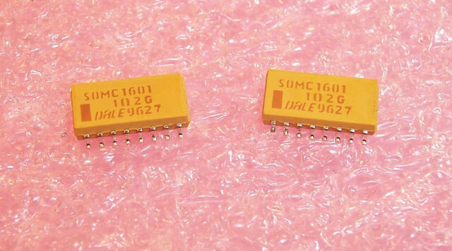 Resistor Networks /& Arrays 2.2K 2/% 16Pin SMT